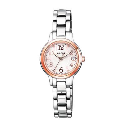CITIZEN WICCA シチズン ウィッカ ソーラーテック レディース腕時計 KH4-939-91