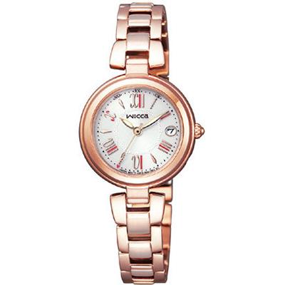 CITIZEN wicca シチズン ウィッカ 電波ソーラー レディース腕時計 KL0-669-11