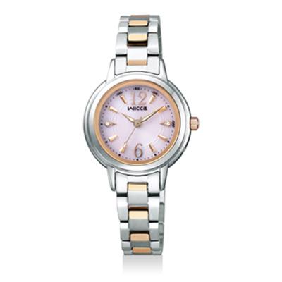 9604535ab0 CITIZEN シチズン wicca ウィッカ 電波時計 レディース腕時計 KL4-231-91