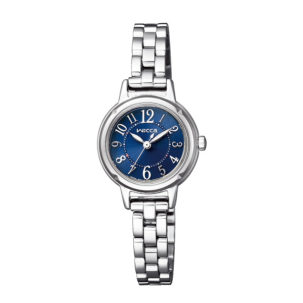 CITIZEN wicca シチズン ウィッカ ソーラーテック レディース腕時計 KP3-619-71