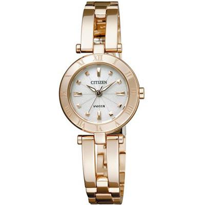 CITIZEN wicca シチズン ウィッカ エコドライブ レディース腕時計 NA15-1573C