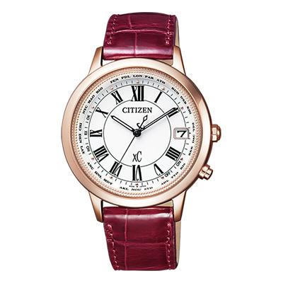 CITIZEN XC シチズン クロスシー ワールドタイム電波時計 レディース腕時計 CB1104-05A