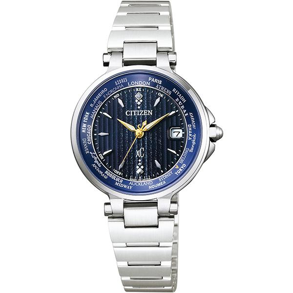 CITIZEN XC シチズン クロスシー ハッピーフライト ペア限定モデル レディース腕時計 EC1010-57L