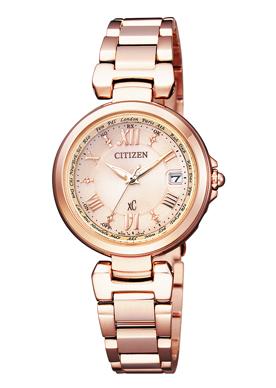 CITIZEN XC シチズン クロスシー HAPPY FLIGHT ハッピーフライト レディース腕時計 EC1032-54X
