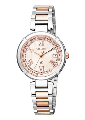 CITIZEN XC シチズン クロスシー ティタニアライン ハッピーフライト レディース腕時計 EC1114-51W