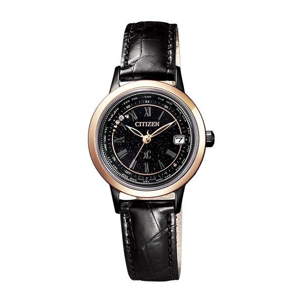 CITIZEN XC シチズン クロスシー エコドライブ 電波時計 100周年限定モデル 数量限定 レディース腕時計 EC1144-26E