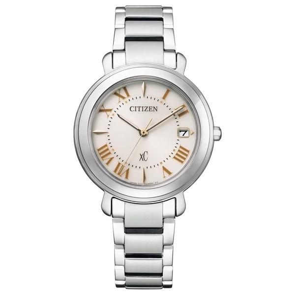 CITIZEN XC シチズン クロスシー エコ・ドライブ ステンレス シルバー レディース腕時計 EO1200-52A
