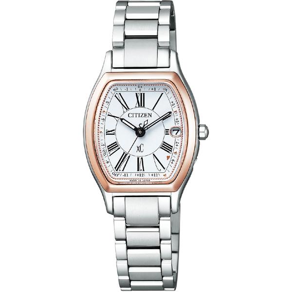 CITIZEN XC シチズン クロスシー ハッピーフライト スーパーチタニウム レディース腕時計 ES9355-58A