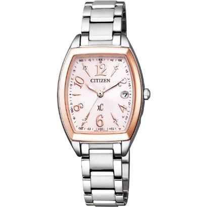 CITIZEN XC シチズン クロスシー エコ・ドライブ電波時計 ハッピーフライト レディース腕時計 ES9390-57W