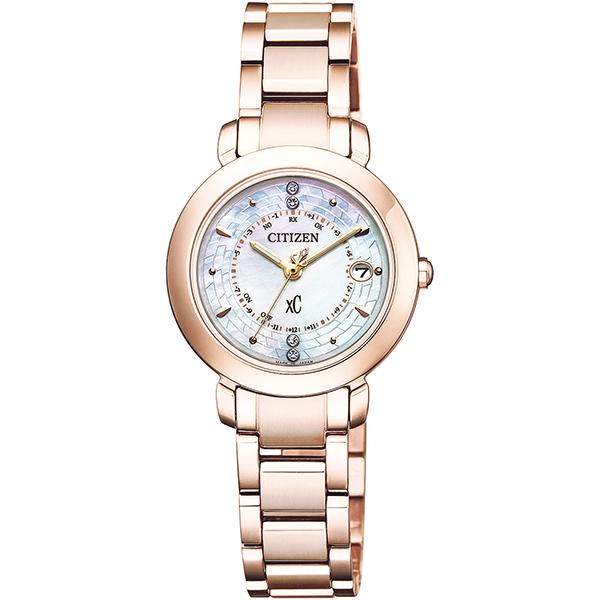 CITIZEN XC シチズン クロスシー ハッピーフライト 限定モデル レディース腕時計 ES9444-50X