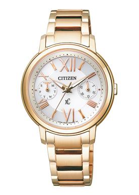 CITIZEN XC シチズン クロスシー エコドライブ レディース腕時計 FD1092-59A