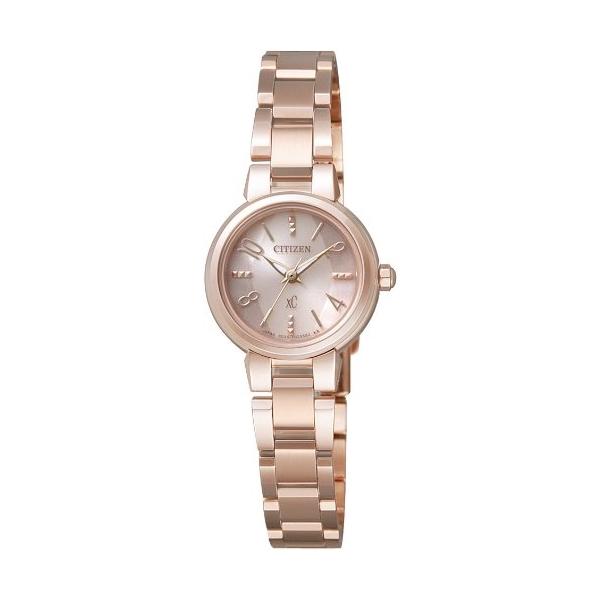 CITIZEN シチズン xC クロスシー エコドライブ レディース腕時計 XCB38-9143