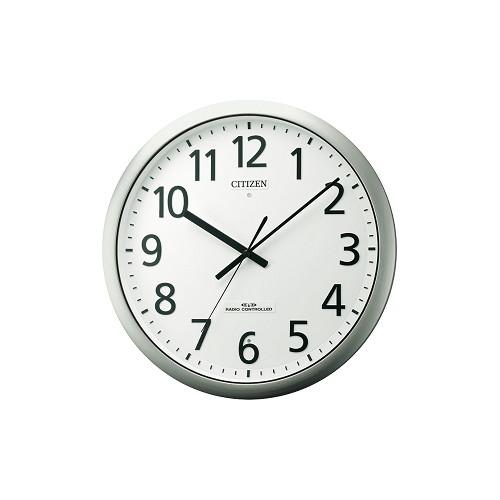 代引き手数料無料 CITIZEN リズム時計 シチズン リズム時計 クロック クロック CITIZEN 電波掛け時計 パルフィス484 8MY484-019, 人吉市:f4f79743 --- polikem.com.co
