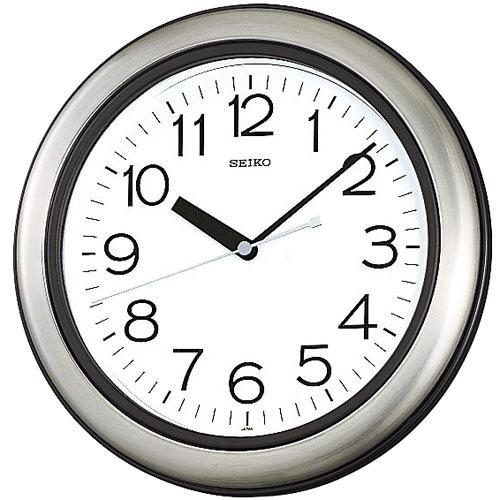 SEIKO セイコー クロック スタンダード キッチン&バスクロック クオーツ掛け時計 KS463S