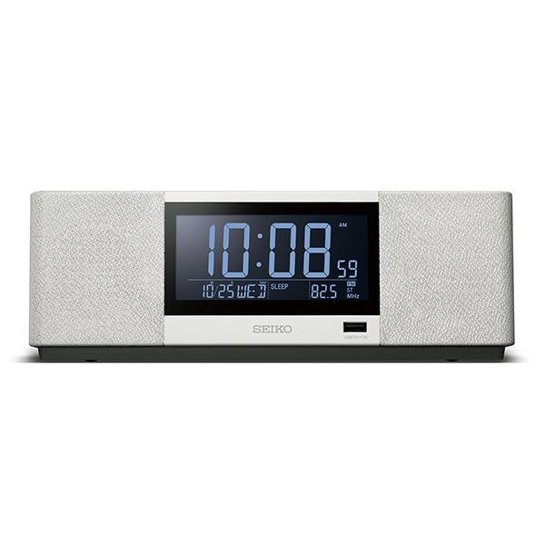 送料無料 SEIKO セイコー クロック 高音質スピーカー クロック SS501A マルチサウンド セイコー デジタルクロック SS501A, スレンダー倶楽部:8e6b74d0 --- paulogalvao.com