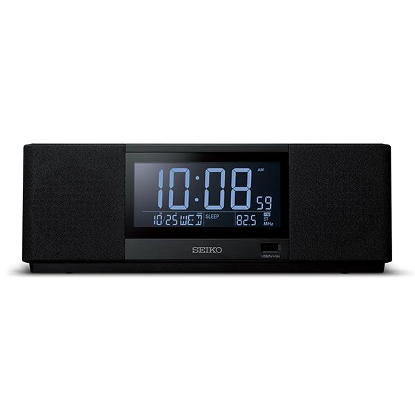 新品入荷 SEIKO セイコー SEIKO クロック 高音質スピーカー クロック マルチサウンド デジタルクロック SS501K SS501K, webby mono:55436138 --- paulogalvao.com