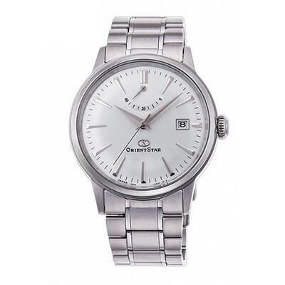 ORIENT STAR オリエントスター 自動巻き腕時計 シースルーバック メンズ腕時計 RK-AF0005S