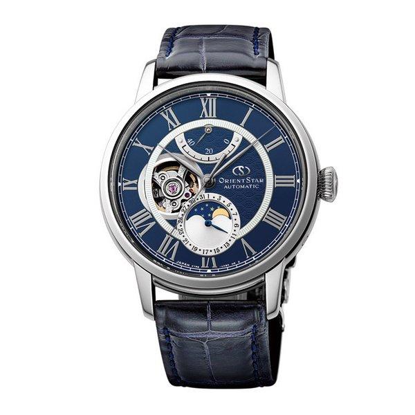ORIENT STAR オリエントスター 自動巻き腕時計 シースルーバック メンズ腕時計 RK-AM0002L
