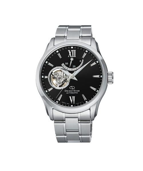 ORIENT STAR オリエントスター 機械式 シースルーバック 自動巻手巻付 メンズ腕時計 RK-AT0001B