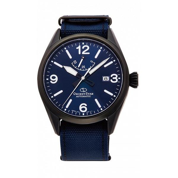 ORIENT STAR オリエントスター 機械式 自動巻き メカニカル シースルーバック メンズ腕時計 RK-AU0207L