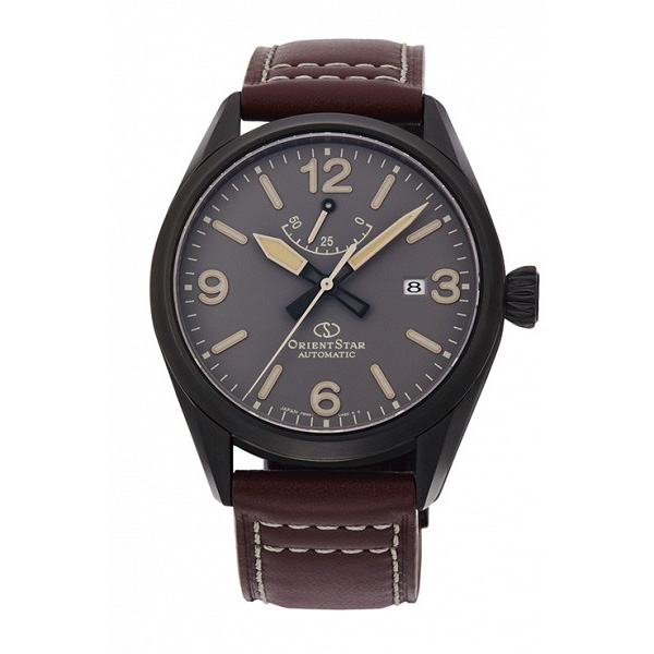 ORIENT STAR オリエントスター 機械式 自動巻き メカニカル シースルーバック メンズ腕時計 RK-AU0209N