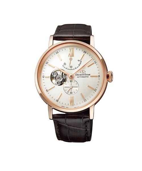 ORIENT STAR オリエントスター 機械式 シースルーバック 自動巻手巻付 メンズ腕時計 RK-AV0001S