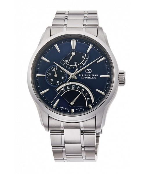 ORIENT STAR オリエントスター 機械式 シースルーバック 自動巻手巻付 メンズ腕時計 RK-DE0301L
