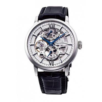 ORIENT STAR オリエントスター 手巻き腕時計 シースルーバック メンズ腕時計 RK-DX0001S