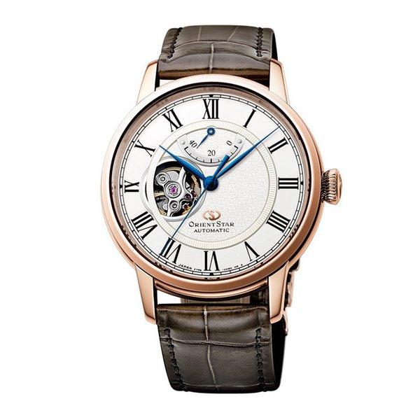 ORIENT STAR オリエントスター 自動巻き腕時計 シースルーバック メンズ腕時計 RK-HH0003S
