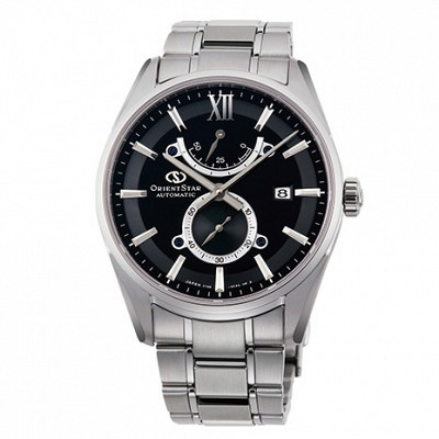 ORIENT STAR オリエントスター メカニカル 機械式 シースルーバック メンズ腕時計 RK-HK0003B