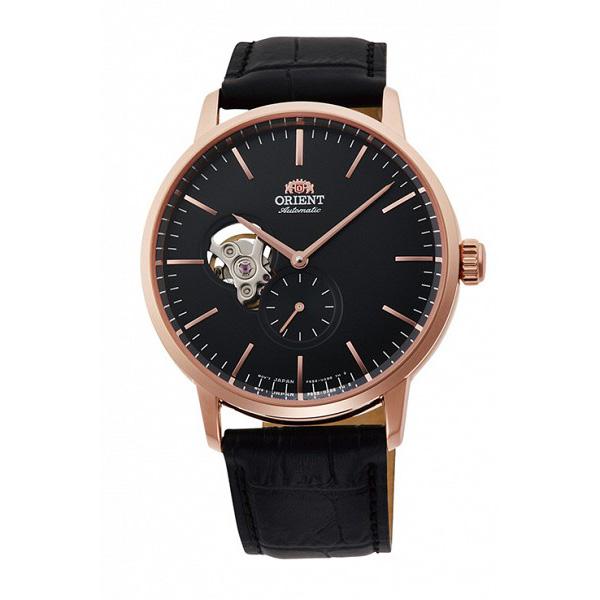 有名なブランド ORIENT オリエント コンテンポラリー コンテンポラリー 機械式 メンズ腕時計 オリエント シースルーバック メンズ腕時計 RN-AR0103B, 森農園産直店:a1482943 --- rishitms.com