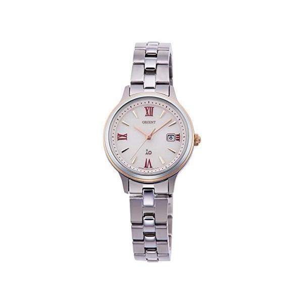 サイズ調整無料 ORIENT オリエント イオ WEB限定 レディース腕時計 ライトチャージ ピンク 卓越 RN-WG0006P