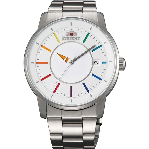 【60%OFF】 ORIENT オリエント メンズ腕時計 機械式 シースルーバック ホワイト 機械式 レインボー レインボー ペア メンズ腕時計 WV0821ER, カルセラSHOP:497027ce --- rishitms.com