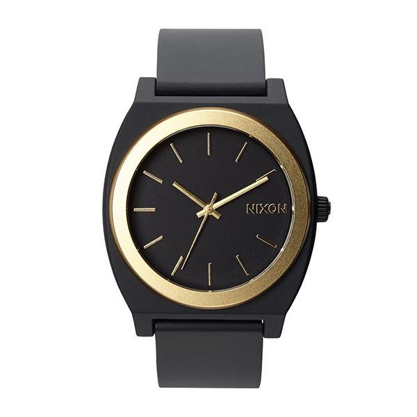NIXON TIME TELLER P ニクソン タイムテラーP BLACK/GOLD ANO 日本限定カラー ユニセックス腕時計 NA1192030-00