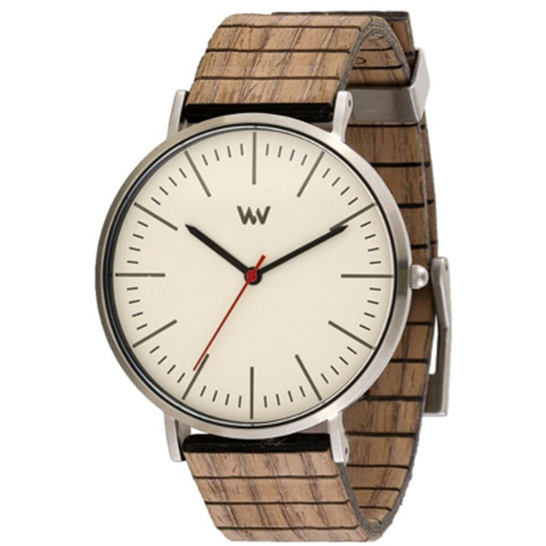 WEWOOD ウィーウッド 天然木 文字盤白 メンズ腕時計 9818200