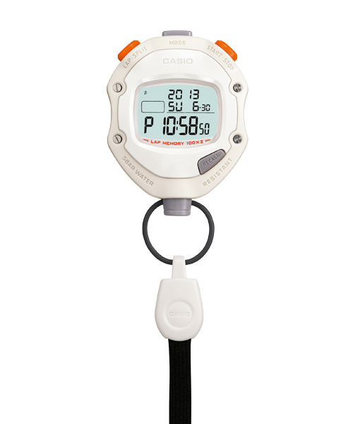 CASIO Casio stopwatch HS-70W-8JH