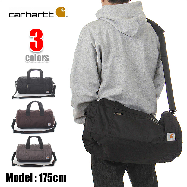 CARHARTT カーハート バッグ USAモデル メンズ ボストンバッグ ショルダーバッグ ダッフルバッグ 大容量 carhartt カーハート USA