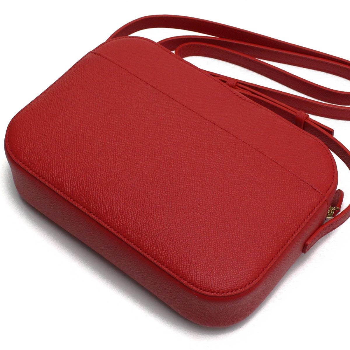 bas prix c192b 4b615 Take バレンシアガ BALENCIAGA building slant; shoulder bag 558172 0OTDM 6575 ROUGE  COQU/L NOIR red system