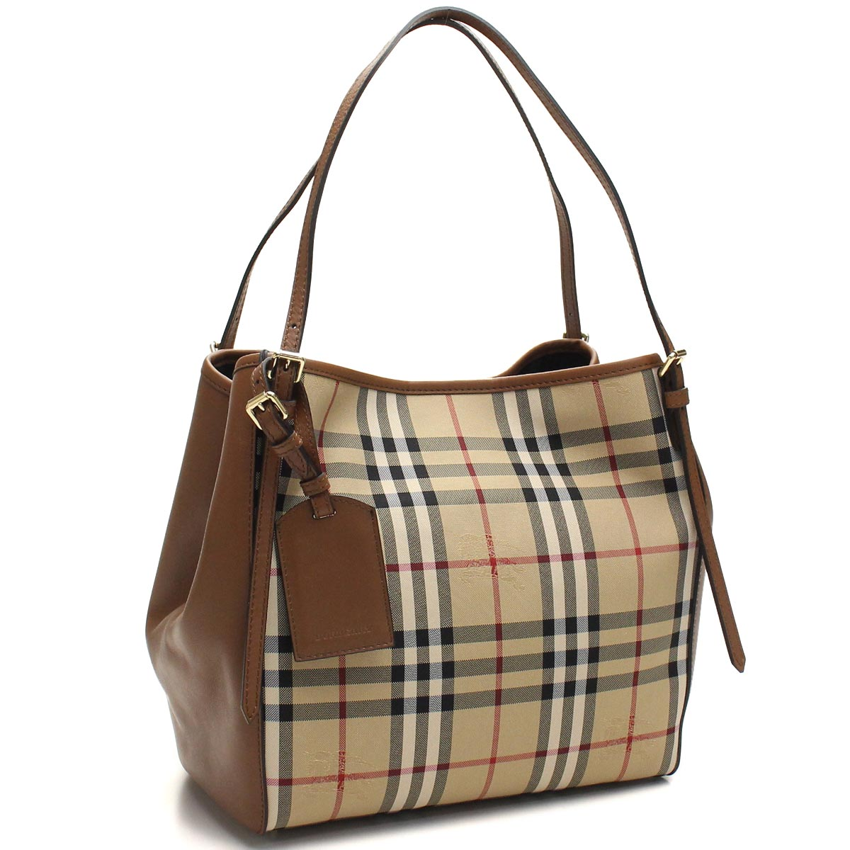 4a2f1c6e5a69 Bighit The total brand wholesale  Burberry (BURBERRY) tote bag 3939377 Brown  ONEA Tan( taxfree send by EMS authentic A brand new item )