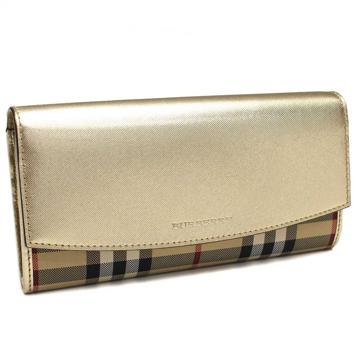 e0868d1ffcb1 Bighit The total brand wholesale  Burberry (BURBERRY) wallet bi-fold coin  3996737 GOLD gold series multicolor coin purse (wallet).