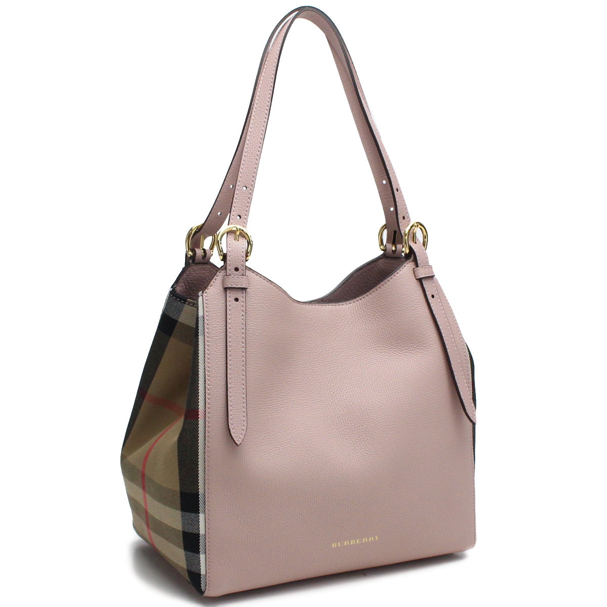 9de63ecd923 Bighit The total brand wholesale: Burberry (BURBERRY) SM CANTERBY L Burberry  check tote bag 3997148 PALE ORCHID pink system multicolored   Rakuten  Global ...