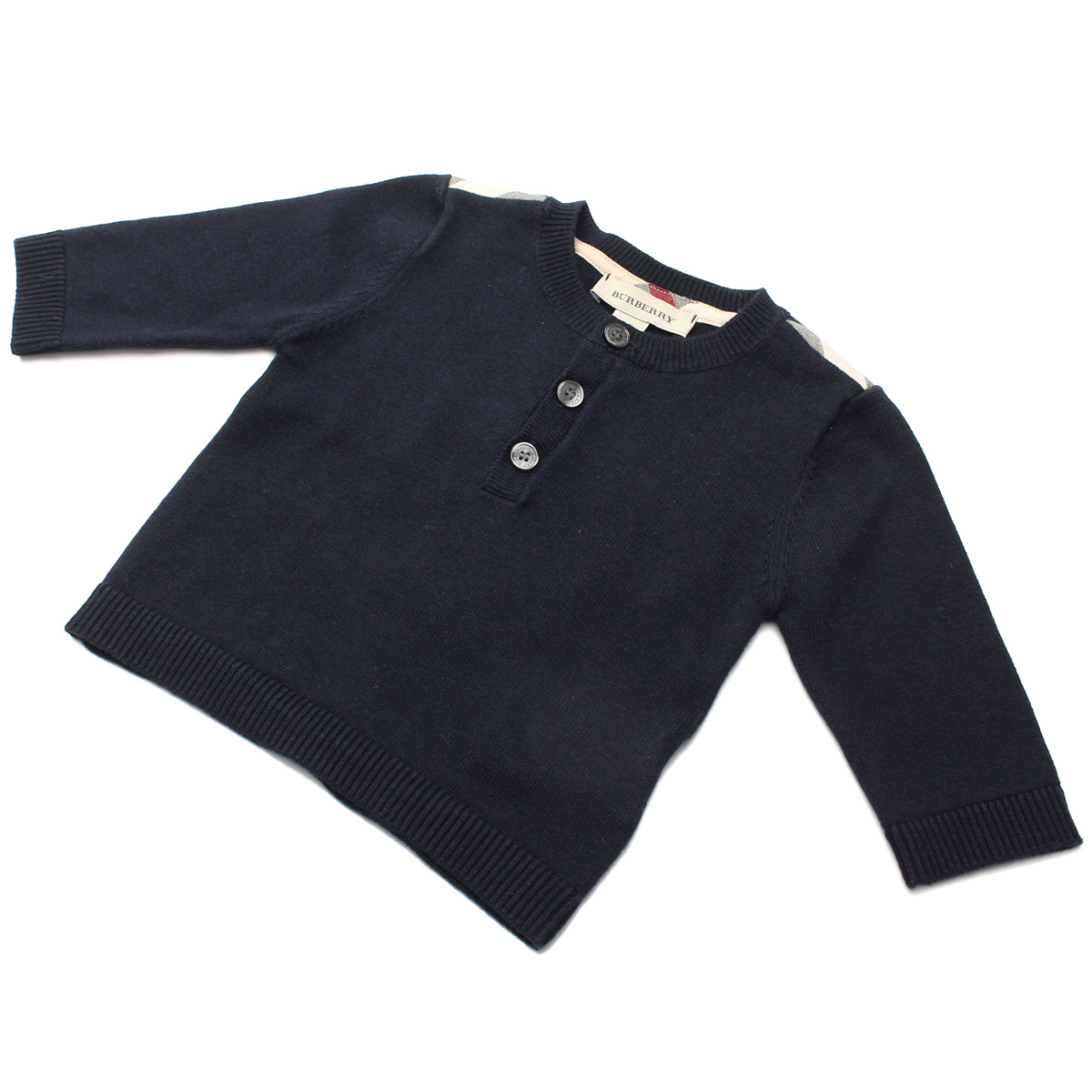 9189b905c9a0 Bighit The total brand wholesale  Burberry (BURBERRY) baby sweater ...