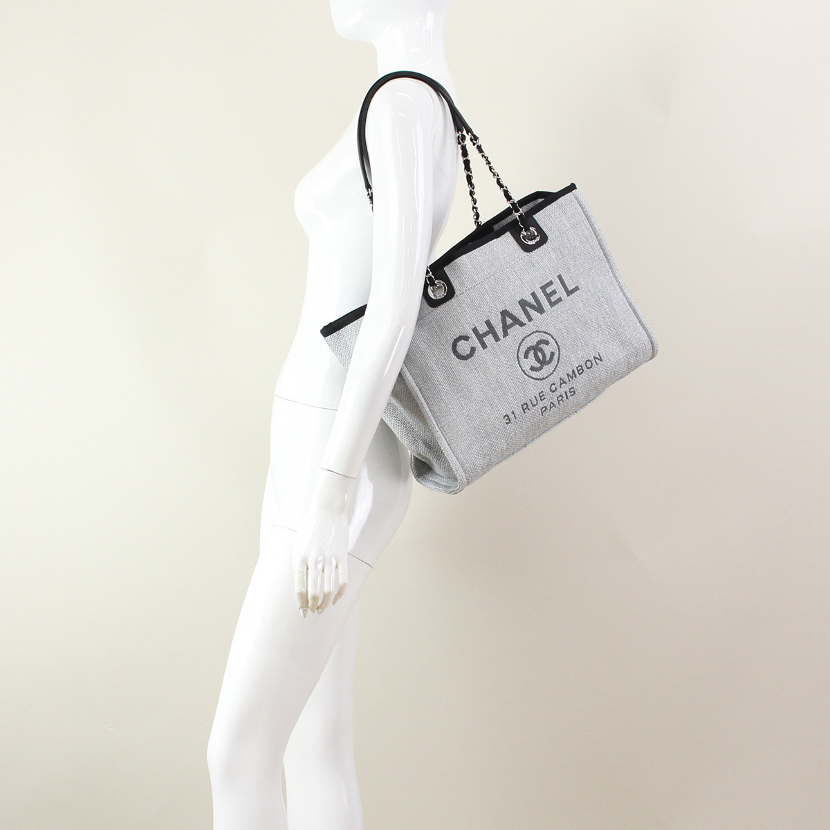 9cd4f540ff5d Bighit The total brand wholesale  Chanel tote bag A67001 Greg la ...
