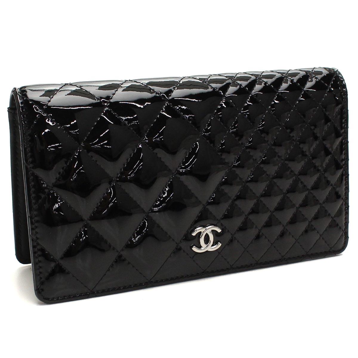 faa8caadc3ec Bighit The total brand wholesale: Chanel wallet bi-fold rubx A82518 black(  taxfree/send by EMS/authentic/A brand new item ) | Rakuten Global Market