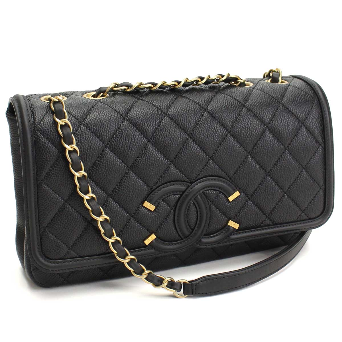 c7769faca4b0c3 Bighit The total brand wholesale: Chanel chain shoulder f laptop bag A93341  black( taxfree/send by EMS/authentic/A brand new item ) | Rakuten Global  Market