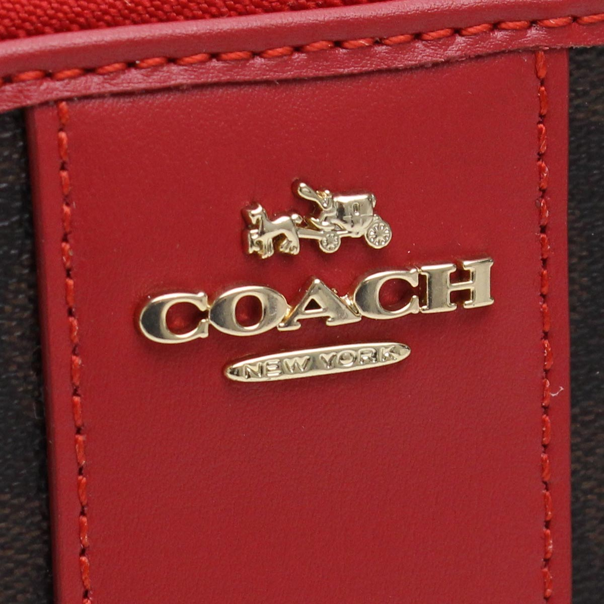 9e6e55c14c Bighit The total brand wholesale: Coach COACH wallet signature round ...
