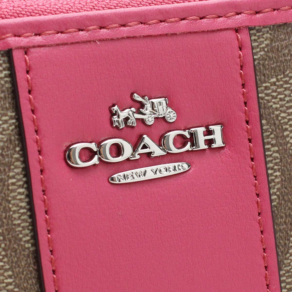 8fb30a7970 Bighit The total brand wholesale: Pink system of coach COACH wallet ...