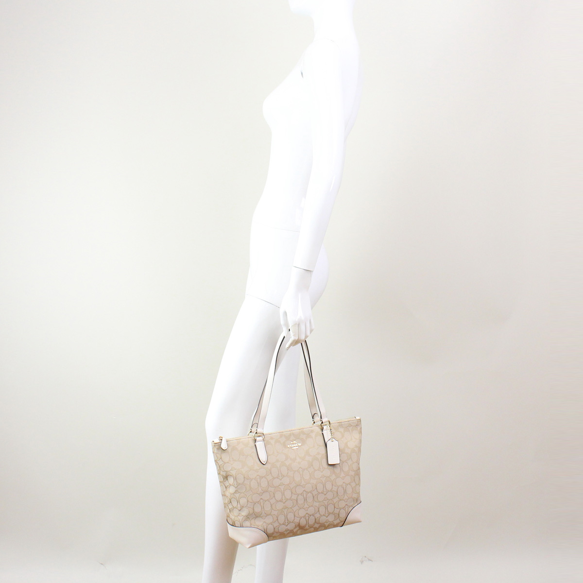 b7d8a96ce Bighit The total brand wholesale: Coach COACH signature tote bag ...
