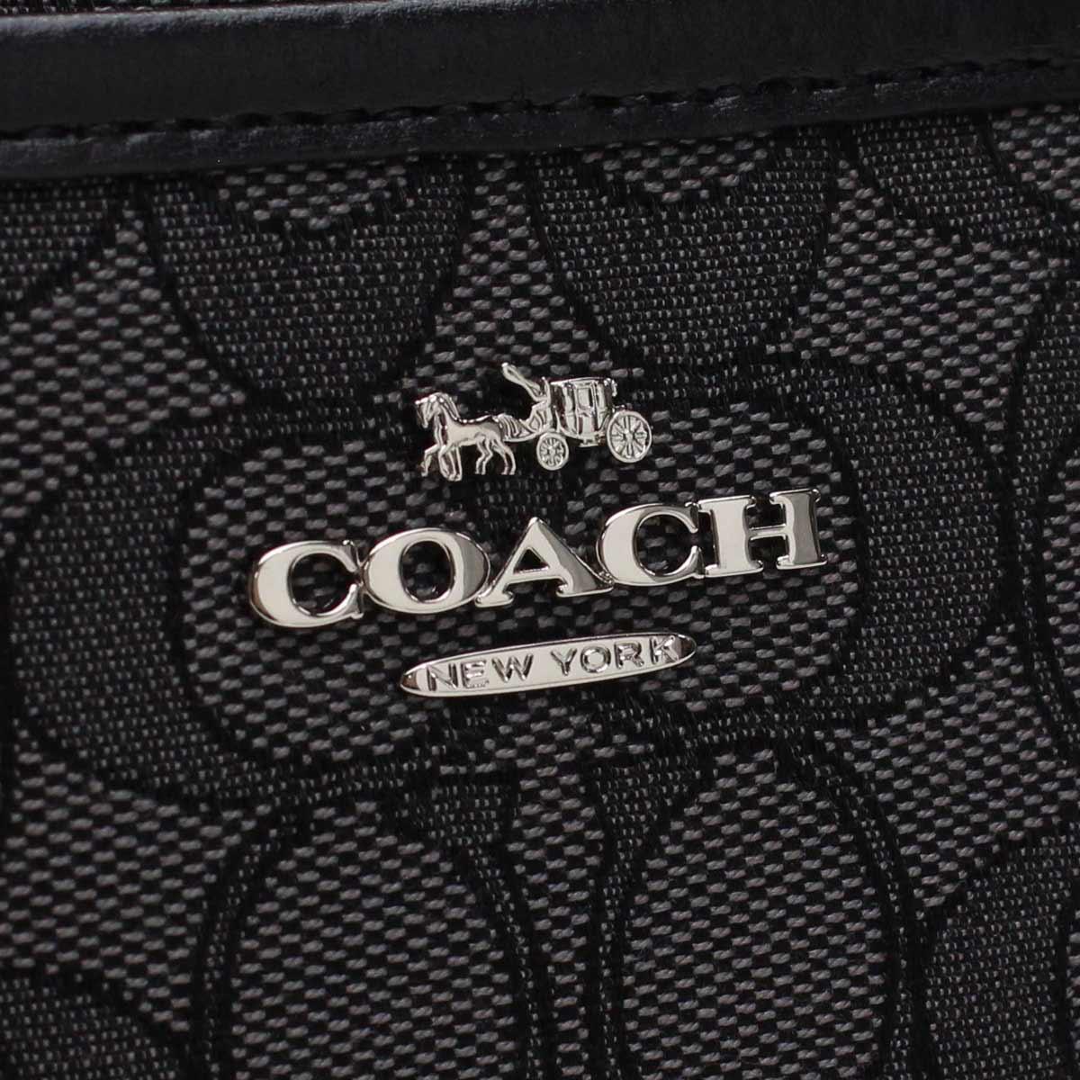 人気が高い Coach コーチ シグネチャー レディース ブラック Svdk6