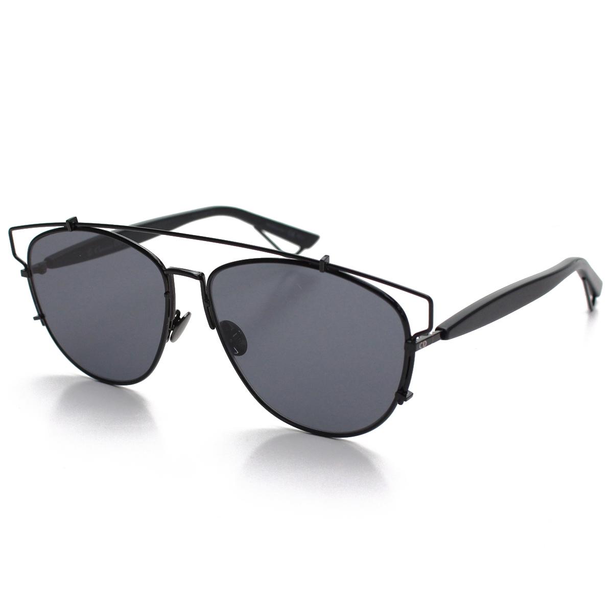 ディオール Christian Dior テクノロジック サングラス TECHNOLOGIC 65Z2K ブラック メンズ レディース